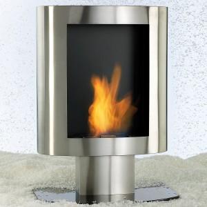 Heizleistung eines Ethanol Kaminofen