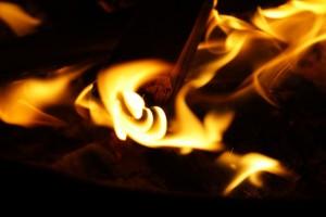 Wärme durch Kaminofen
